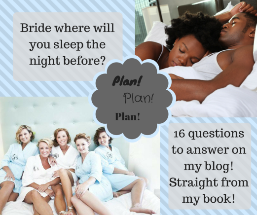 Bride where you you sleep the night before- (1)