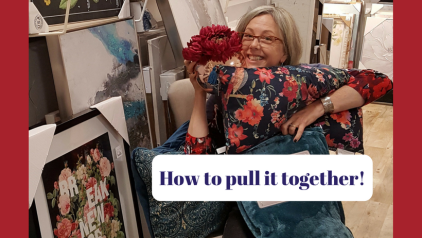 How to pull it all together!